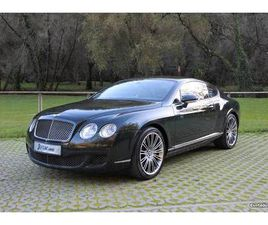 BENTLEY CONTINENTAL GT SPEED - 07
