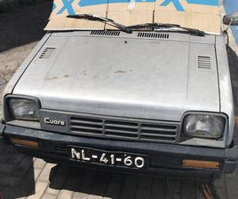 DAIHATSU CUORE L60 - 83