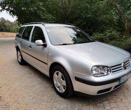 VW GOLF VARIANT 1.9 TDI (PD) - 01