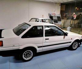 TOYOTA COROLLA GT TWIN CAM AE 86 - 85
