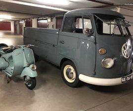 VW T1 PÃO DE FORMA