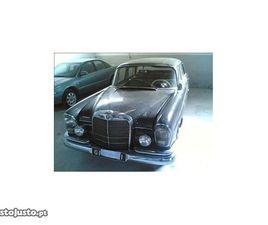 MERCEDES-BENZ 220 B - W111