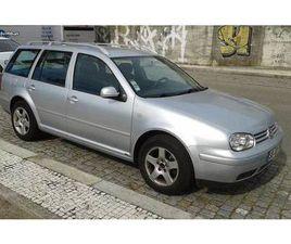 VW GOLF VARIANT 1.9 TDI - 01