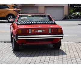 FIAT X1/9 BERTONE TARGA - 81