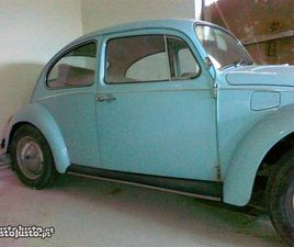 VW CAROCHA 1500CC ANO 69