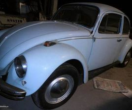 VW CAROCHA FUSCA
