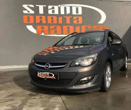 OPEL ASTRA SW - 12