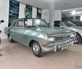 OPEL REKORD L COUPE 1900S