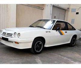 OPEL MANTA 2000 GTE