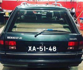 RENAULT FLUENCE 21 NEVADA 1.7 GTS - 90
