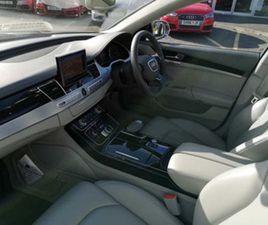 AUDI A8 6.3 QUATTRO LWB 4DR TIP AUTO SALOON 2017