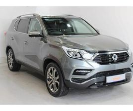 2019 SSANGYONG REXTON 2.2TD ULTIMATE - £28,789