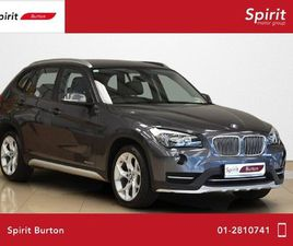 BMW X1 XDRIVE20D X LINE 5DR AUTO FOR SALE IN WICKLOW FOR €20,950 ON DONEDEAL