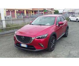 MAZDA CX-3 1.5D EXCEED 2WD