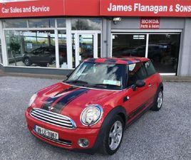 MINI ONE MINI ONE CLUBMAN FOR SALE IN ROSCOMMON FOR €4,500 ON DONEDEAL