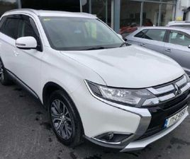 MITSUBISHI OUTLANDER 2.2 DI-D 4X4 150BHP 7 SEATER FOR SALE IN WICKLOW FOR €26,950 ON DONED