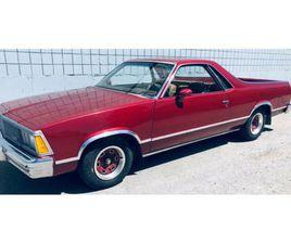 1980 CHEVY ELCAMINO   CLASSIC CARS   CALGARY   KIJIJI