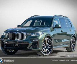 2021 BMW X7 XDRIVE40I   CARS & TRUCKS   LAVAL / NORTH SHORE   KIJIJI