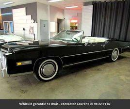 1975 V8 PRIX TOUT COMPRIS
