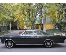 1966 FORD GALAXIE 500 COUPE