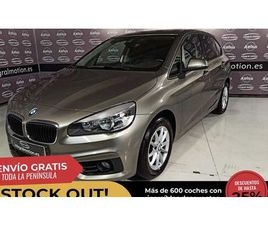 BMW SERIE 2 216D ACTIVE TOURER MONOVOLUMEN DE SEGUNDA MANO EN PONTEVEDRA | AUTOCASION