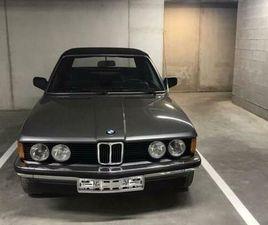 BMW BAUR 1800 DUBB CARB.1983 NIEUWE STAAT ENKEL LIEFHEBBERS!