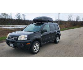 2006 NISSAN XTRAIL XE (SOLD)   CARS & TRUCKS   HAMILTON   KIJIJI