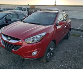 HYUNDAI TUCSON, LOW KMS, SAFTEY'D, W/ WINTER AND SUMMER WHEELS   CARS & TRUCKS   ST. CATHA