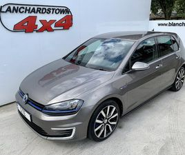 VW GOLF GTE GTI 204HP FOR SALE IN DUBLIN FOR €18,900 ON DONEDEAL