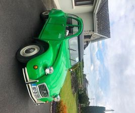 CITROEN 2CV6 SPECIAL FOR SALE IN LAOIS FOR €6,950 ON DONEDEAL