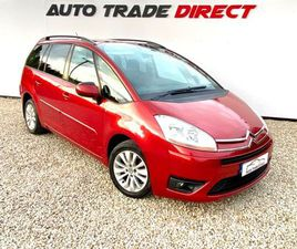 CITROEN C4 GRAND PICASSO 2.0 HDI 7 SEATS AUTOMATIC FOR SALE IN WESTMEATH FOR €2,995 ON DON