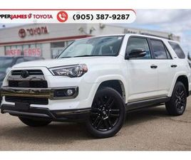 2020 TOYOTA 4RUNNER LIMITED, NIGHTSHADE EDITION, ONLY 13291 KM'S   CARS & TRUCKS   HAMILTO