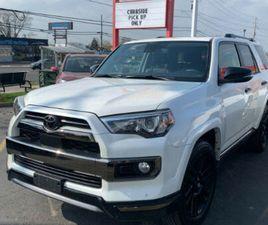 2020 4RUNNER NIGHTSHADE IN WHITE PEARL   CARS & TRUCKS   HAMILTON   KIJIJI