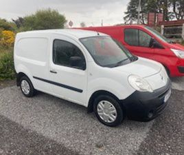 RENAULT KANGOO, 2011 LOW MILES FOR SALE IN CORK FOR €4000 ON DONEDEAL