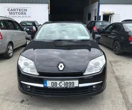RENAULT LAGUNA, 2008 NCT 01/22 WARRANTY FOR SALE IN LOUTH FOR €3,450 ON DONEDEAL