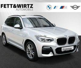 BMW X3 XDRIVE30D M SPORT DA+ PANO HUD STANDHZG.