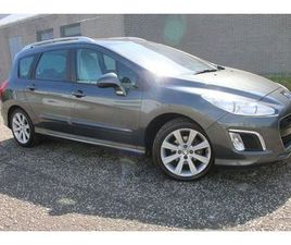 PEUGEOT 308 1.6 E-HDI SW ACTIVE 5D 112 BHP FINANCE AVAILABLE + 2 KEYS