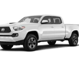 TRD SPORT DOUBLE CAB 5' BED 4WD 6 AUTOMATIC