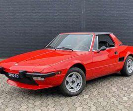 FIAT X 1/9 SPORT 1300