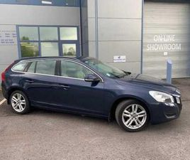2013 VOLVO V60 1.6L DIESEL FROM BLUE DIAMOND CARS - CARSIRELAND.IE