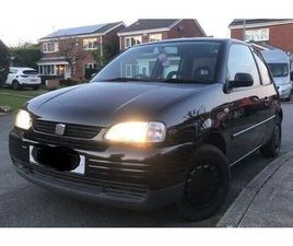 SEAT AROSA 2000 LOW MILES FOR YEAR