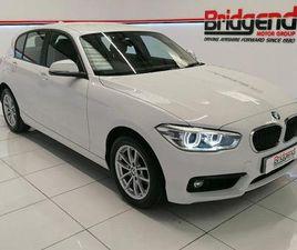 BMW 1 SERIES 1.5 116D SE BUSINESS SPORTS HATCH (S/S) 5DR