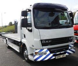 DAF LF45-160 2012 TILT&SLIDE TRANSPORTER , RECOVER FOR SALE IN DOWN FOR £23,950 ON DONEDEA