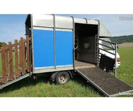 CAMION CHEVAUX 106 000 KMS