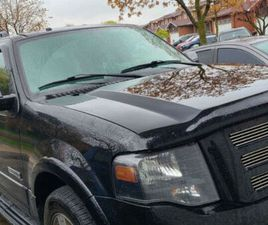 FORD EXPEDITION MAX LIMITED GAS & PROPANE   CARS & TRUCKS   MISSISSAUGA / PEEL REGION   KI