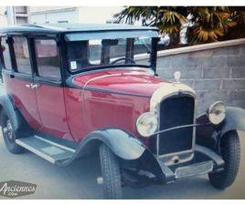 CITROEN C4 AC4 - 1929