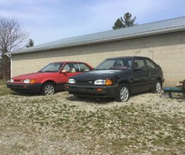 1989 MAZDA 323GTX PROJECT & PARTS | CLASSIC CARS | BRANTFORD | KIJIJI