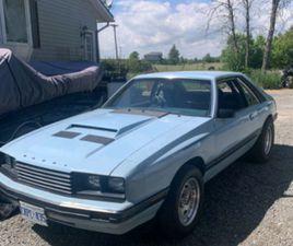 1980 MERCURY CAPRI | CLASSIC CARS | HAMILTON | KIJIJI