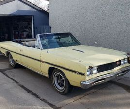 1968 DODGE CORONET R/T CONVERTIBLE. NUMBERS MATCHING DRIVETRAIN. | CLASSIC CARS | EDMONTON
