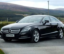 2013 MERCEDES BENZ CLS 250 FOR SALE IN KILDARE FOR €17,995 ON DONEDEAL